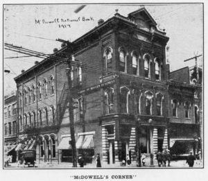 McDowell National Bank