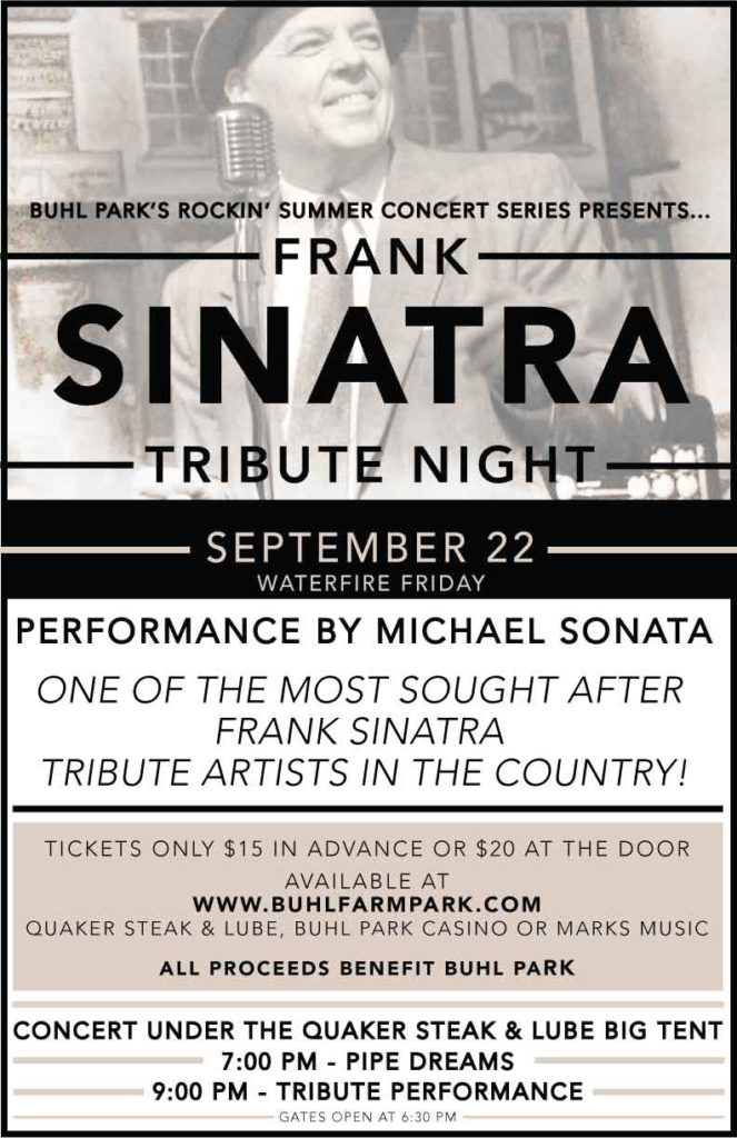 Frank-Sinatra-Tribute-Poster