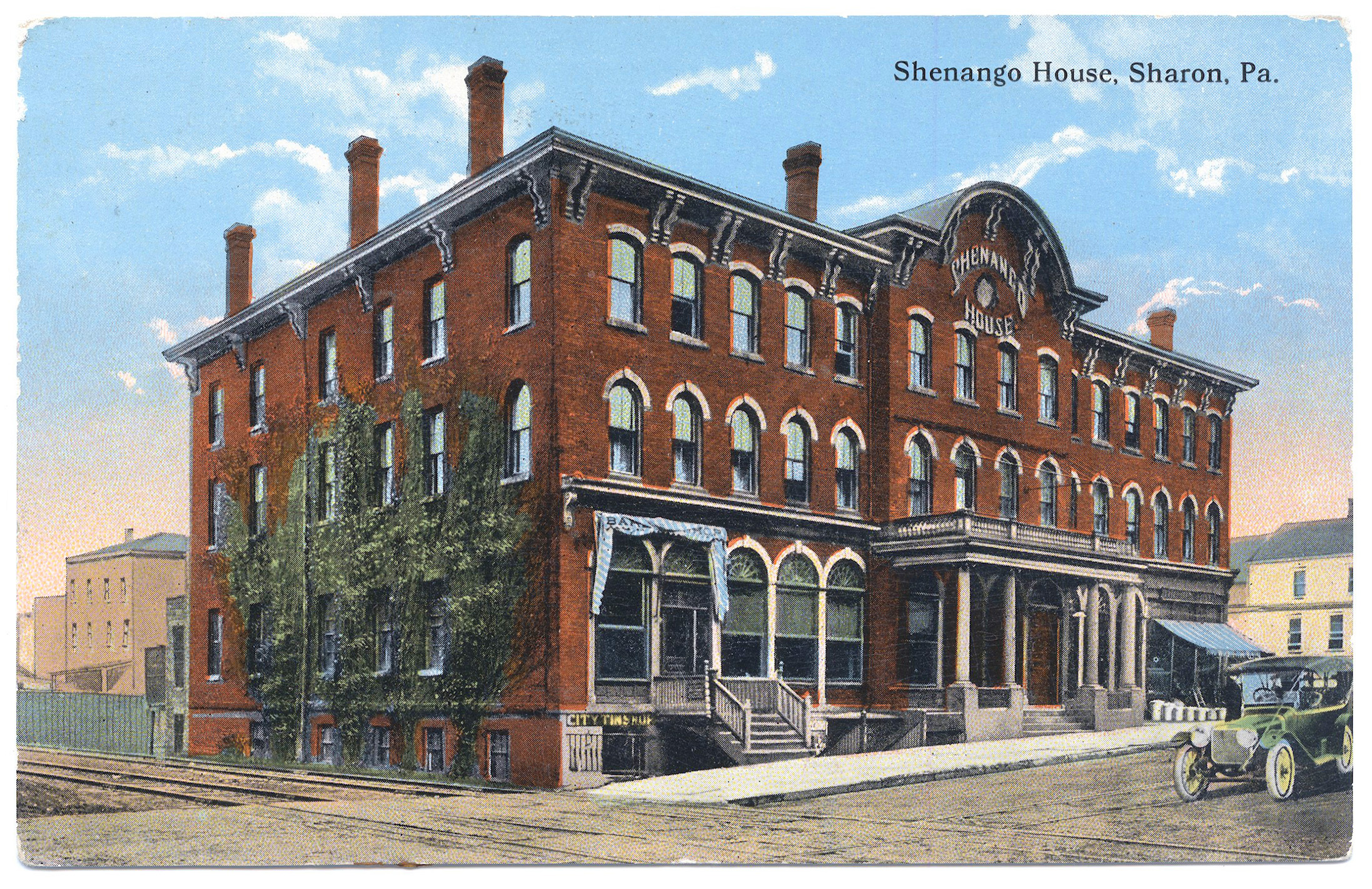 The Shenango House Hotel